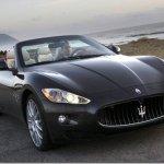 Maserati GranCabrio chega por R$ 880 mil
