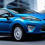 Ford Fiesta começa a ser fabricado no México