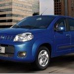 Fiat Uno já ultrapassou o Palio em vendas