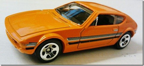 Volswagen SP2 vira miniatura Hot Wheels