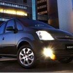 Chevrolet Meriva 1.8 2011 traz novos equipamentos de série