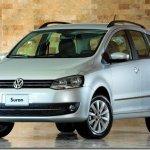 Volkswagen lança nova SpaceFox (Suran) na Argentina