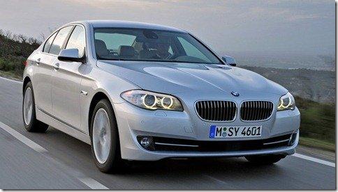 BMW anuncia estreia da Serie 5 e Seriet 5 GT no Brasil