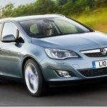 Opel e Vauxhall mostram o Astra Sports Tourer 2011