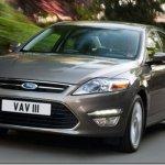 Ford mostra o Mondeo 2011