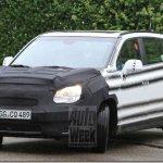 Chevrolet Orlando é flagrado com menos disfarces na Alemanha