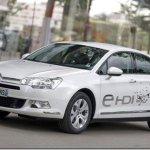 Citroën C5 estreia a tecnologia e-HDI