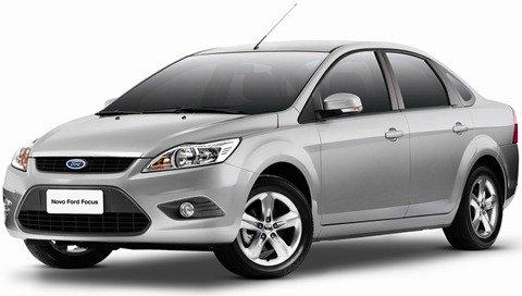 Ford lançará Ford Focus 2011 ½ em outubro