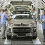 Citroën inicia a produção do AirCross