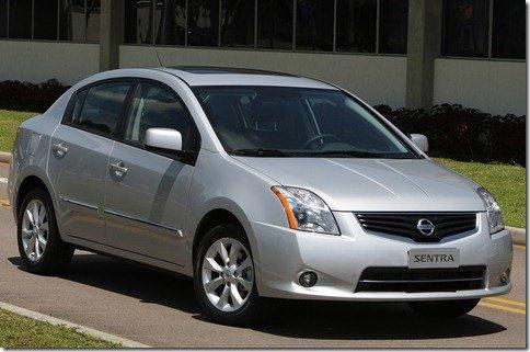 Nissan Sentra 2011 ganha equipamentos, mas o preço chegou a cair