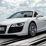 Audi R8 Spyder ganha opção de motor V8