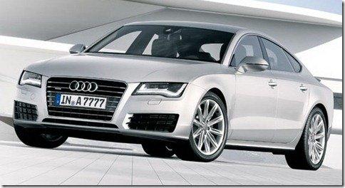 Vazam as primeiras fotos oficiais do Audi A7
