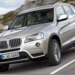 BMW revela a nova geração do X3
