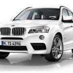 Vazam fotos do kit M do BMW X3