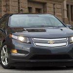 Chevrolet define os preços do Volt