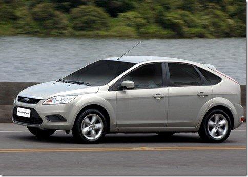 Ford anuncia recall para o Focus 1.6 Sigma