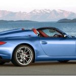 Porsche 911 teria versão speedster