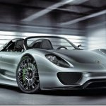 Porsche cofirma a produção do 918 Spyder