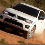 Mitsubishi L200 Triton 2011 traz novidades