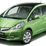 Honda apresenta Jazz Hybrid, que estará no Salão de Paris
