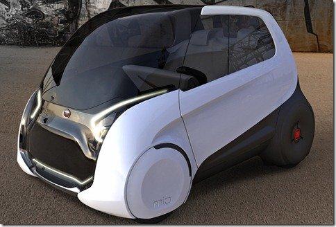 Fiat mostra imagens do FCC III