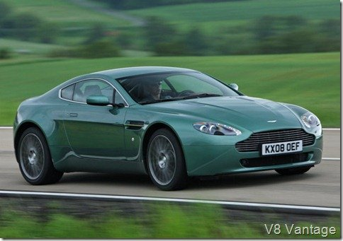Aston Martin revela preços de seus esportivos para o Brasil