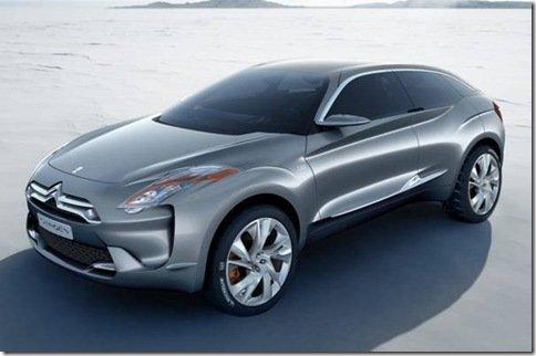 Citroën irá lançar DS5 em 2012