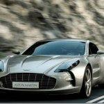 Aston Martin One-77 terá o motor aspirado mais potente do mundo
