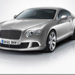 Bentley revela Continental GT 2011