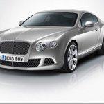 Bentley revela Continental GT 2011
