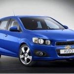 Chevrolet mostra versão de produção da nova geração do Aveo