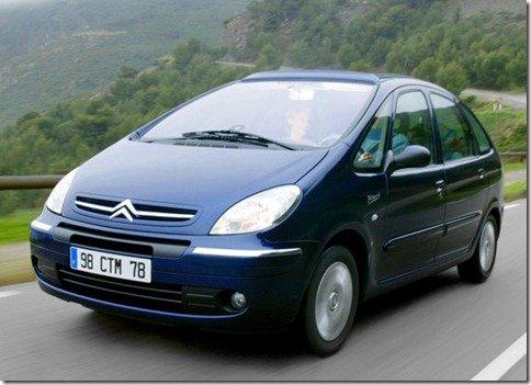 Citroën Xsara Picasso sai de linha na Europa
