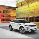 Range Rover divulga mais fotos do Evoque, que estará no Salão de Paris