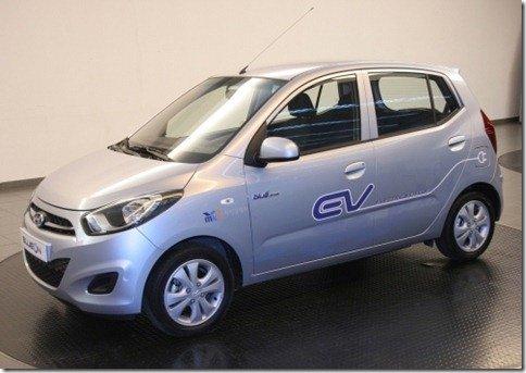Hyundai BlueOn–Primeiro elétrico coreano revela nova geração do i10