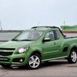 Chevrolet Montana 2011 muda e é lançada por R$ 31.990