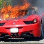 Ferrari 458 Italia é convocada para recall
