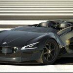Peugeot EX1 Concept, mais um conceito para o Salão de Paris