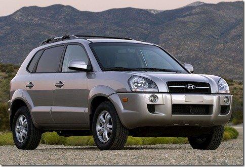 Hyundai Tucson poderá ser flex já em 2011