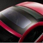 Mercedes SLK 2012 tem seu primeiro teaser revelado