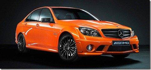 Novas versões especiais da AMG são apresentadas no Salão da Austrália