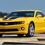 Chevrolet Camaro terá kit de personalização baseado no filme Transformers
