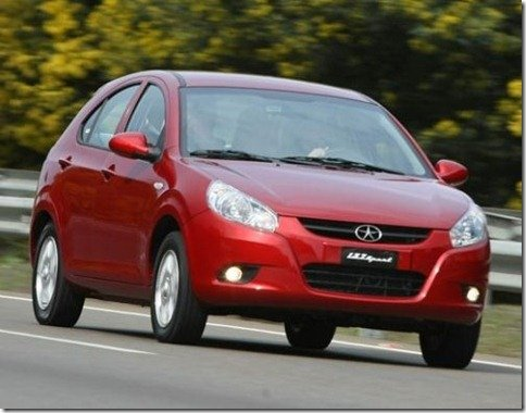 JAC aposta no Salão do Automóvel para familiarizar o consumidor com os novos chineses