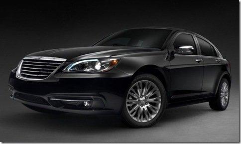 Chrysler 200 é revelado