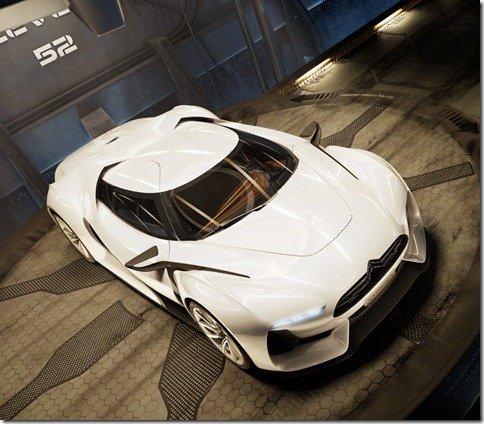 Citroën GT Concept será mostrado no Salão do Automóvel
