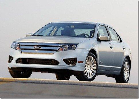 Ford Fusion Hybrid custará R$ 133.900