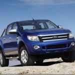 Nova Ford Ranger é apresentada na Austrália
