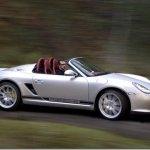 Porsche Boxster Spyder estará no Salão do Automóvel