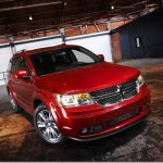 Dodge Journey 2011 ganha facelift