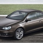 Volkswagen mostra o Eos 2011