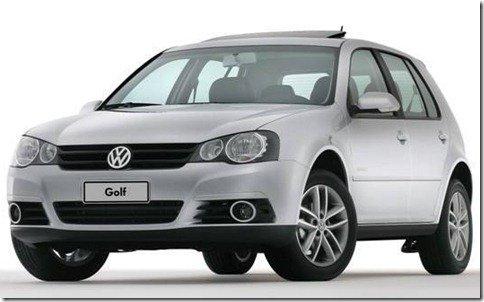 Volkswagen Golf Limited Edition chega por R$ 58.585